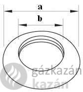 Tricox TL30 takaró lemez 100mm (2db)