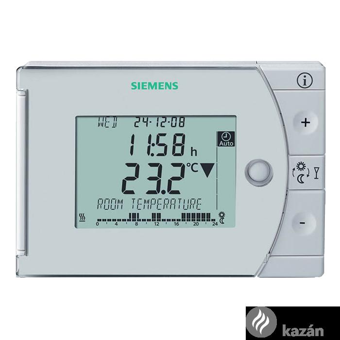 Siemens rev24rf vezet k n lk li termoszt t - Programador calefaccion siemens ...