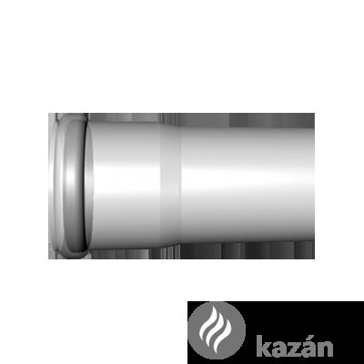 Viessmann cső 1m 80mm pps