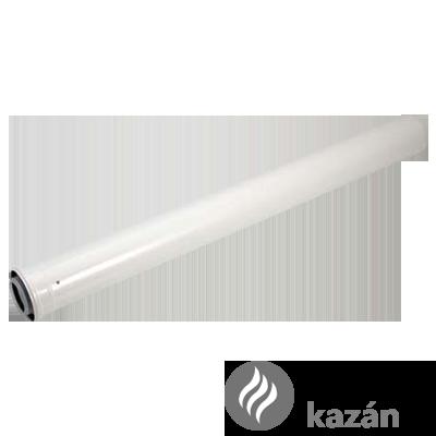 Viessmann cső 0,5m 80/125 pps/alu