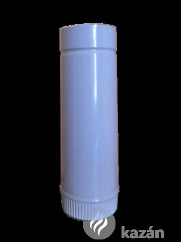 alu szűkítő 132/112 hosszú fehér