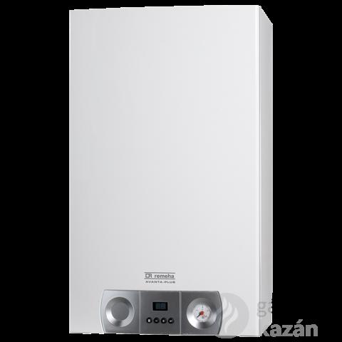 Remeha Avanta Plus 22/28c kondenzációs kombi gázkazán