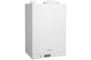 Viessmann Vitodens 111-W Touch 26 kW gázkazán, kompakt kondenzációs fali hőközpont beépített 46 L nemesacél tárolóval EU-ERP
